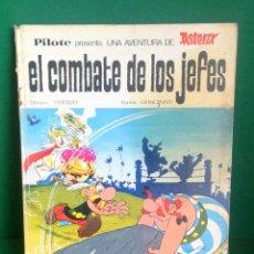 Cómics: ASTÉRIX PILOTE 1ª EDICIÓN SIN NÚMERO - EL COMBATE DE LOS JEFES 4. Lote 236838185