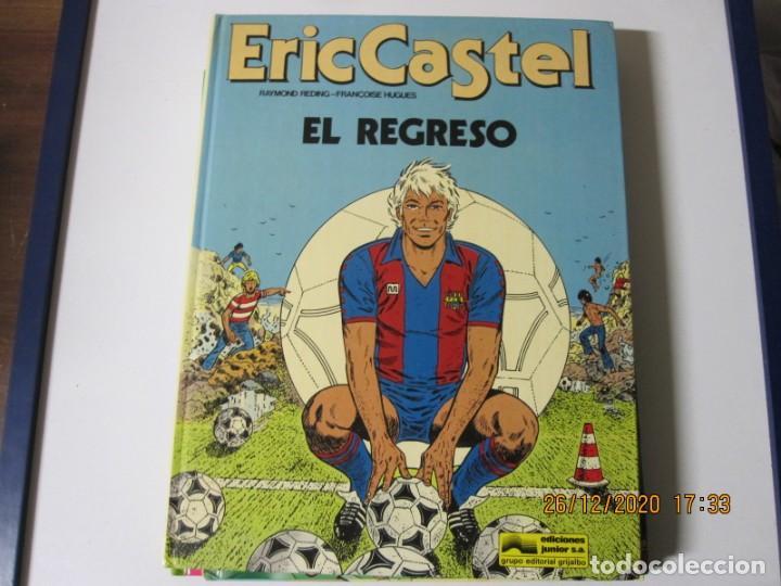 COMIC DE ERIC CASTEL N,10 EL REGRESO AÑO 1986 (Tebeos y Comics - Grijalbo - Eric Castel)