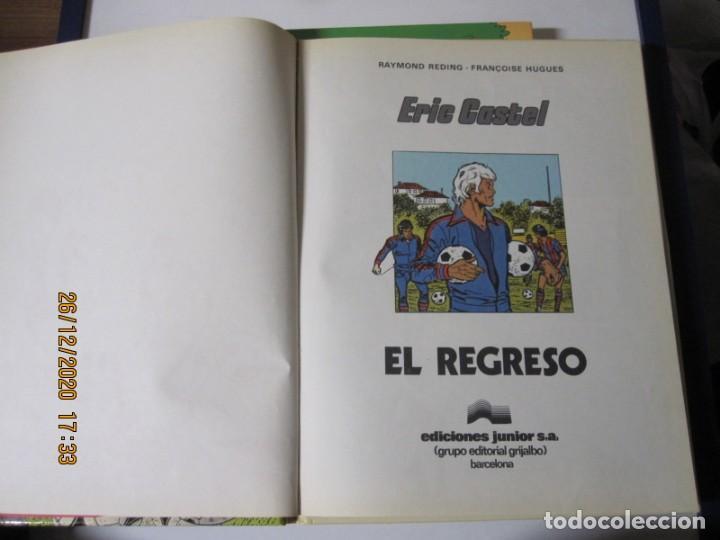 Cómics: COMIC DE ERIC CASTEL N,10 EL REGRESO AÑO 1986 - Foto 2 - 236992730
