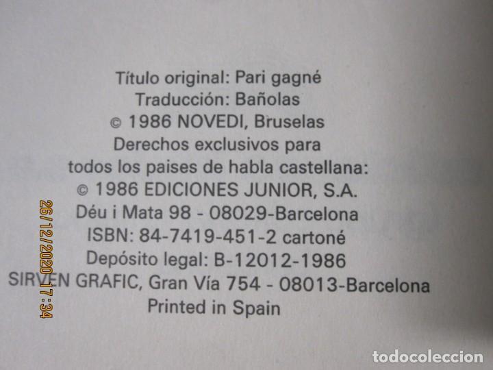 Cómics: COMIC DE ERIC CASTEL N,10 EL REGRESO AÑO 1986 - Foto 3 - 236992730