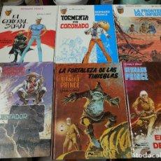 Cómics: BERNARD PRINCE - JUNIOR (GRIJALBO) 1992 / COLECCIÓN COMPLETA (6 NÚMEROS). Lote 236998495
