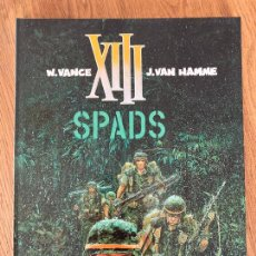 Fumetti: XIII - Nº 4 - SPADS - GRIJALBO - TAPA DURA - GCH. Lote 237454355