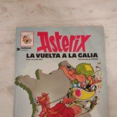 Cómics: ASTERIX / LA VUELTA A LA GALIA (GRIJALBO 1988) TAPA DURA. Lote 237461970