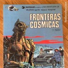 Cómics: VALERIAN AGENTE ESPACIO-TEMPORAL 13 - FRONTERAS COSMICAS - GRIJALBO - TAPA DURA - GCH. Lote 237468085