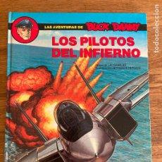 Fumetti: LAS AVENTURAS DE BUCK DANNY 42 - LOS PILOTOS DEL INFIERNO - GRIJALBO - TAPA DURA - GCH. Lote 237476940