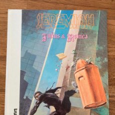 Cómics: JEREMIAH Nº 12 - JULIUS & ROMEA - HERMANN - GRIJALBO - TAPA DURA - GCH. Lote 237620975