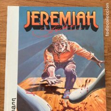Comics: JEREMIAH Nº 13 - STRIKE - HERMANN - GRIJALBO - TAPA DURA - GCH. Lote 237621080
