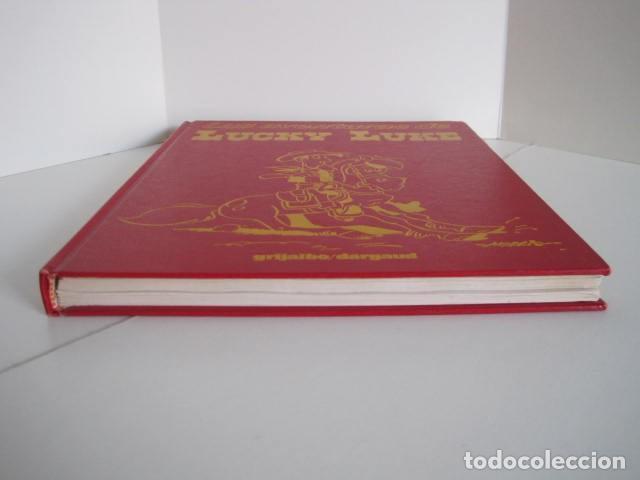 Cómics: LAS AVENTURAS DE LUCKY LUKE. GRIJALBO DARGAUD. GUIÓN, GOSCINNY. ILUSTRA, MORRIS. 4 TOMOS, COMPLETA. - Foto 4 - 237713870
