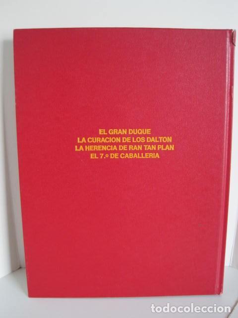 Cómics: LAS AVENTURAS DE LUCKY LUKE. GRIJALBO DARGAUD. GUIÓN, GOSCINNY. ILUSTRA, MORRIS. 4 TOMOS, COMPLETA. - Foto 7 - 237713870