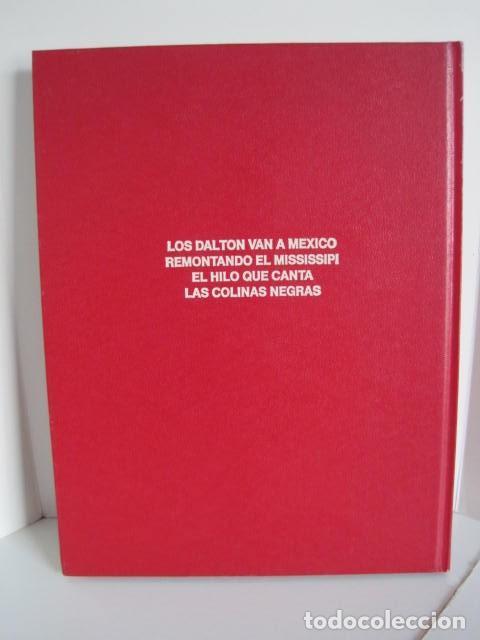 Cómics: LAS AVENTURAS DE LUCKY LUKE. GRIJALBO DARGAUD. GUIÓN, GOSCINNY. ILUSTRA, MORRIS. 4 TOMOS, COMPLETA. - Foto 20 - 237713870
