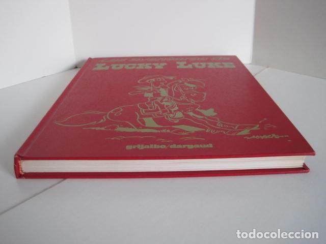 Cómics: LAS AVENTURAS DE LUCKY LUKE. GRIJALBO DARGAUD. GUIÓN, GOSCINNY. ILUSTRA, MORRIS. 4 TOMOS, COMPLETA. - Foto 29 - 237713870