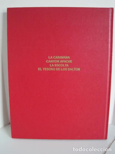 Cómics: LAS AVENTURAS DE LUCKY LUKE. GRIJALBO DARGAUD. GUIÓN, GOSCINNY. ILUSTRA, MORRIS. 4 TOMOS, COMPLETA. - Foto 32 - 237713870