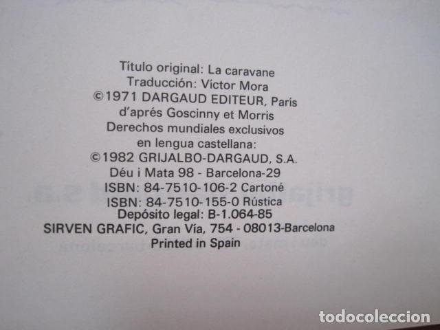 Cómics: LAS AVENTURAS DE LUCKY LUKE. GRIJALBO DARGAUD. GUIÓN, GOSCINNY. ILUSTRA, MORRIS. 4 TOMOS, COMPLETA. - Foto 34 - 237713870