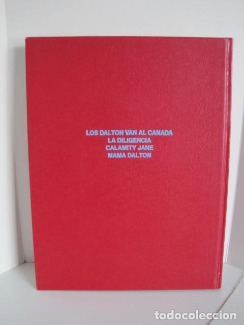 Cómics: LAS AVENTURAS DE LUCKY LUKE. GRIJALBO DARGAUD. GUIÓN, GOSCINNY. ILUSTRA, MORRIS. 4 TOMOS, COMPLETA. - Foto 44 - 237713870