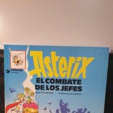 Cómics: ASTERIX/ EL COMBATE DE LOS JEFES/ GRIJALBO DARGAUD. Lote 238176380