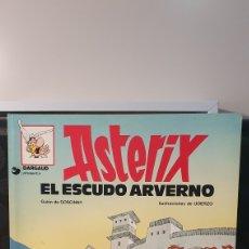 Cómics: ASTERIX/ EL ESCUDO ARVENTO/ GRIJALBO DARGAUD. Lote 238176750