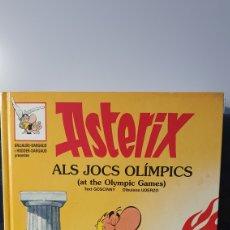 Cómics: ASTERIX ALS JOCS OLÍMPICS( AT THE OLIMPIC GAMES)/ INGLES-CATALÀ/ GRIJALBO DARGAUD. Lote 238199695