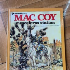 Comics : MAC COY Nº 15: MESCALEROS STATION - IMPECABLE!. Lote 238229780