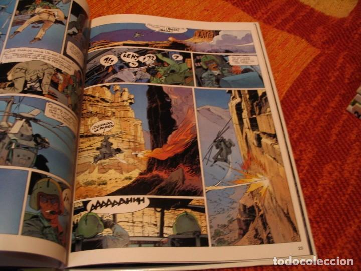 Cómics: LARGO WNCH 8 LA HORA DEL TIGRE FRANCQ VAN HAMME JUNIOR TAPA DURA - Foto 5 - 238243600