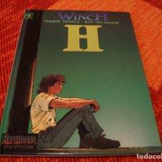 Cómics: LARGO WINCH 5 EN FRANCÉS H FRANCQ VAN HAMME DUPUIS TAPA DURA. Lote 238245135