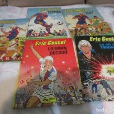 Cómics: ERIC CASTEL Nº 1 - 2 - 4 - 7 - 8. Lote 238261280