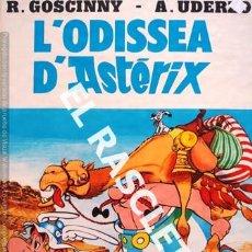 Cómics: L' ODISSEA D' ASTERIX - EDICIONES JUNIOR -EDITADO EN CATALAN. Lote 238295375