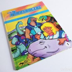 Fumetti: DINOSAUCERS EL VALLE DE LOS DINOSAURIOS EDICIONES JUNIOR S.A. GRUPO GRIJALBO - MONDADORI. Lote 238357040