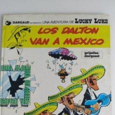 Cómics: LUCKY LUKE Nº 8 - LOS DALTON VAN A MEXICO - DARGAUD GRIJALBO 1985. Lote 238396600
