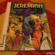 Cómics: JEREMIAH 1 LA NOCHE DE LOS RAPACES HERMANN JUNIOR TAPA DURA. Lote 238420975