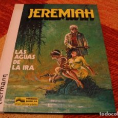Cómics: JEREMIAH 8 LAS AGUAS DE LA IRA HERMANN JUNIOR TAPA DURA. Lote 238421190