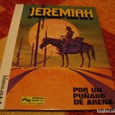 Comics: JEREMIAH 2 POR UN PUÑADO DE ARENA HERMANN JUNIOR TAPA DURA. Lote 238421325