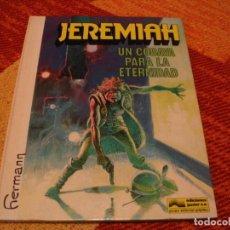 Cómics: JEREMIAH 5 UN COBAYA PARA LA ETERNIDAD HERMANN JUNIOR TAPA DURA. Lote 238421590