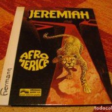 Cómics: JEREMIAH 7 AFROMÉRICA HERMANN JUNIOR TAPA DURA. Lote 238421775