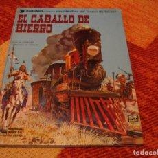 Comics: TENIENTE BLUEBERRY 3 EL CABALLO DE HIERRO CHARLIER GIRAUD DARGAUD TAPA DURA. Lote 238423195