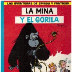 Comics : LAS AVENTURAS DE SPIROU Y FANTASIO Nº 9: LA MINA Y EL GORILA - JUNIOR GRIJALBO, AÑO 1982. Lote 238481440