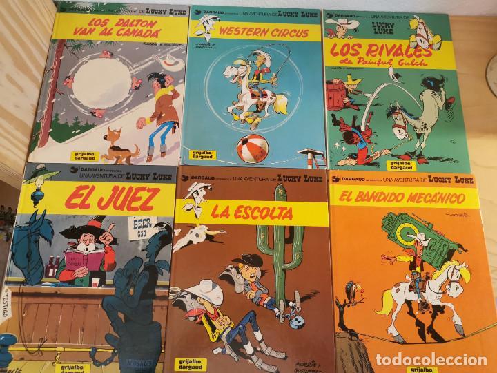 Cómics: UNA AVENTURA DE LUCKY LUKE - LA ESCOLTA N. 18 - Foto 3 - 44154467