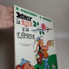 Cómics: ASTÈRIX LA ROSA Y LA ESPADA, 1991, TAPA DURA. Lote 238858740