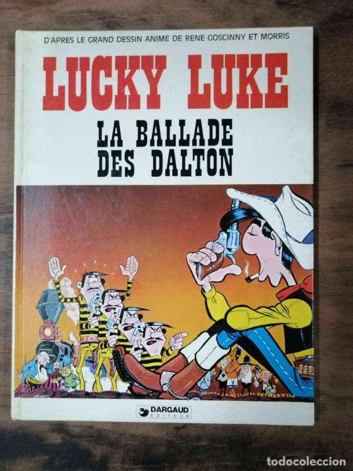 LUCKY LUKE - LA BALLADE DES DALTON, UN FILM-1978 (Tebeos y Comics - Grijalbo - Lucky Luke)
