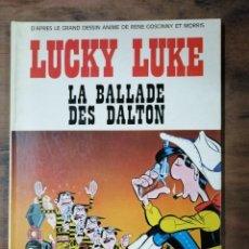 Cómics: LUCKY LUKE - LA BALLADE DES DALTON, UN FILM-1978. Lote 238891135