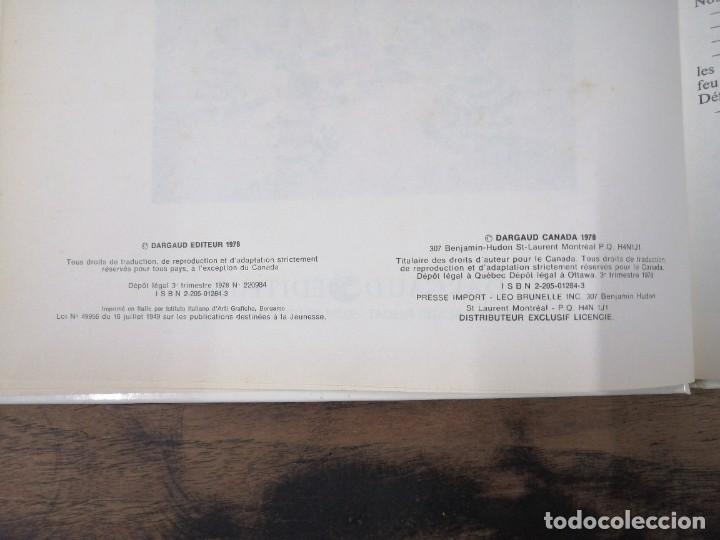 Cómics: Lucky Luke - La ballade des Dalton, un film-1978 - Foto 3 - 238891135