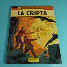 Cómics: LA CRIPTA. LEFRANC Nº 9. CÓMIC DE J. MARTIN & G. CHAILLET. GRIJALBO 1988. Lote 238916335