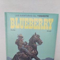 Cómics: LAS AVENTURAS DEL TENIENTE BLUEBERRY TOMO 4 GRIJALBO/DARGAUD. Lote 239329835