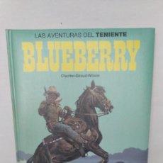 Cómics: LAS AVENTURAS DEL TENIENTE BLUEBERRY TOMO 7 GRIJALBO/DARGAUD. Lote 239352955