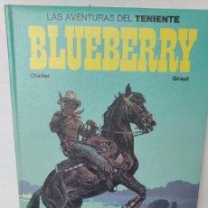 Comics : LAS AVENTURAS DEL TENIENTE BLUEBERRY TOMO 3 GRIJALBO/DARGAUD. Lote 239364550