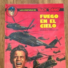 Comics : LAS AVENTURAS DE BUCK DANNY 43 - FUEGO EN EL CIELO - GRIJALBO - GCH. Lote 239404370