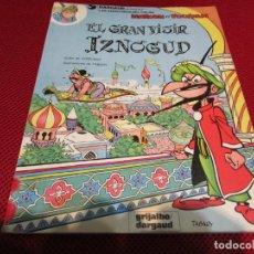 Cómics: EL GRAN VISIR IZNOGUD. Lote 239470845