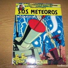 Cómics: GRIJALBO BLAKE Y MORTIMER 5 SOS METEOROS. Lote 239684605