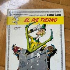 Cómics: LUCKY LUKE Nº 4: EL PIE TIERNO - BUEN ESTADO - D1. Lote 239855860