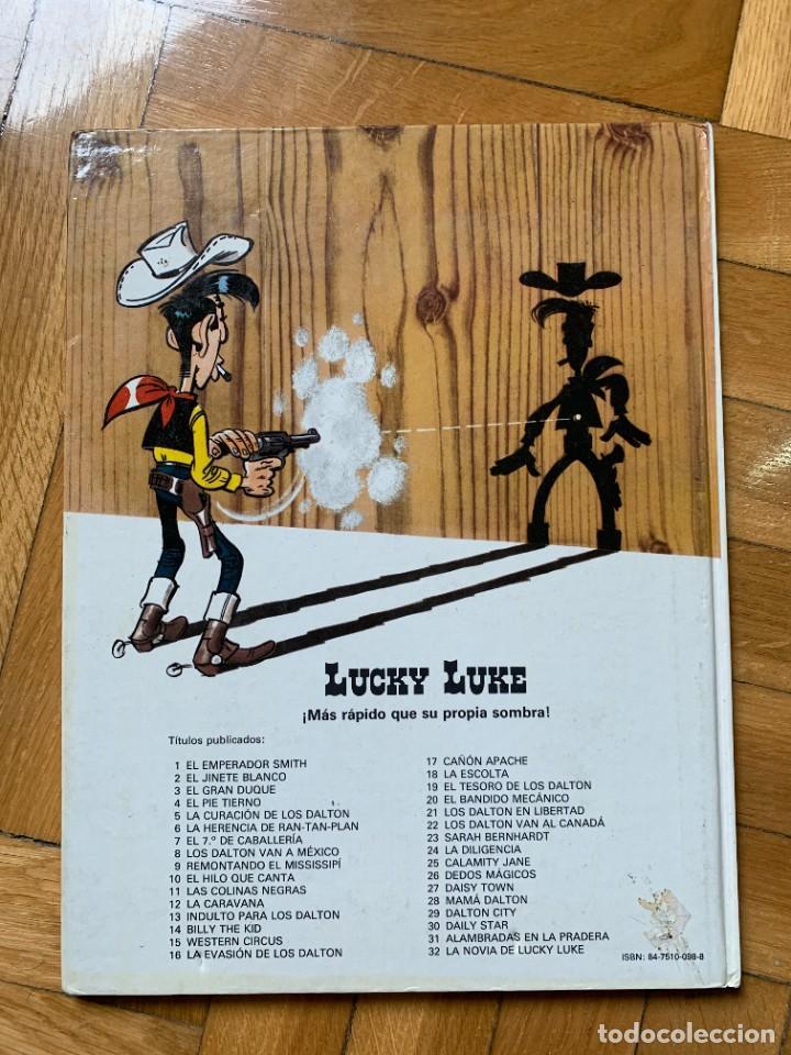 Cómics: Lucky Luke nº 4: El Pie Tierno - Buen estado - D1 - Foto 2 - 239855860