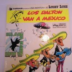 Cómics: LUCKY LUKE - LOS DALTON VAN A MEXICO - GRIJALBO/DARGAUD - 1978. Lote 239867820